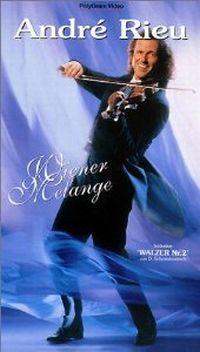 Cover André Rieu - Wiener Melange [DVD]